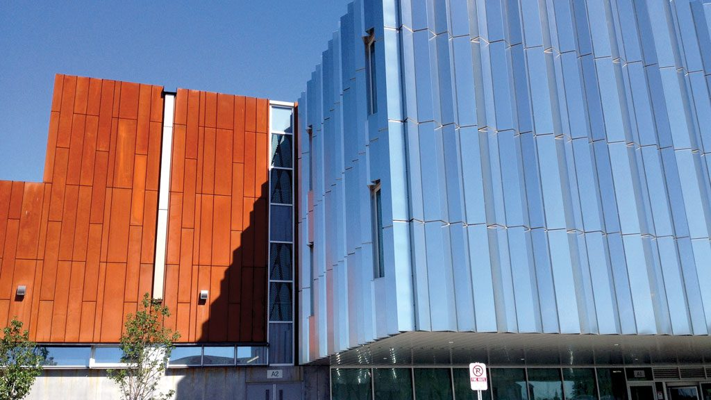 Versatility of steel showcased at Sheridan College's Brampton campus