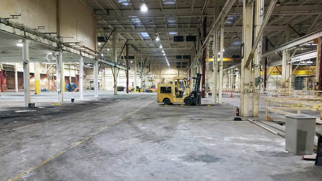 Former Kitchener, Ont. auto parts plant gets retrofitted for cannabis cultivation