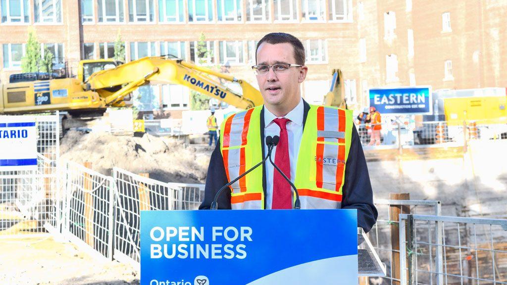 Eastern Construction gave out $600 bonuses after WSIB UFL erased