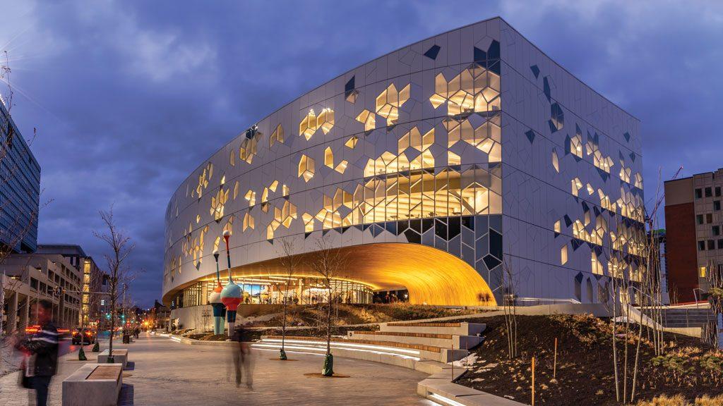 Plourde wins Beaubien Award at ACEC gala