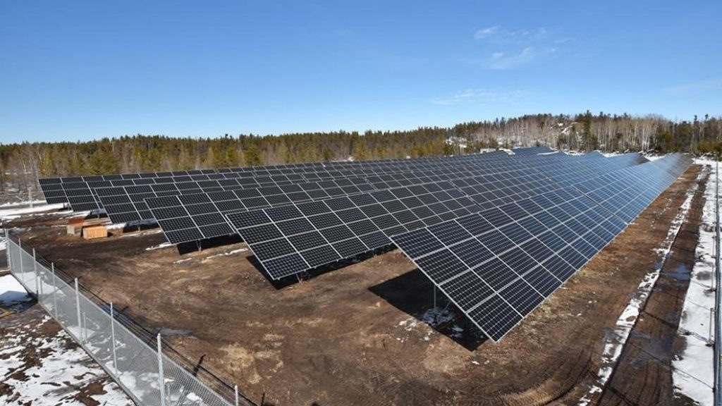 Final phase prep work begins on massive Fort Chipewyan off-grid solar farm