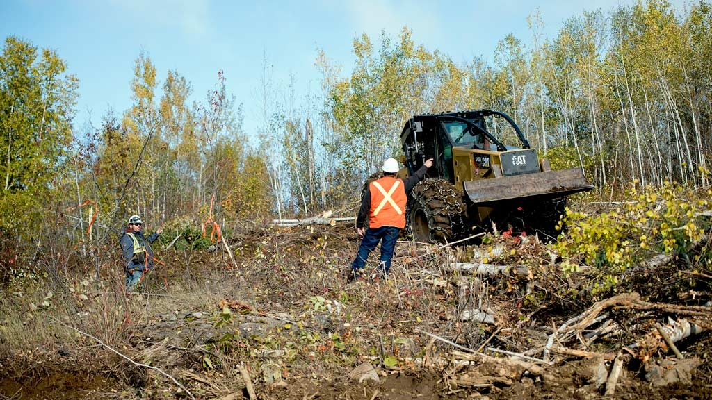 $777-million northwestern Ontario transmission line project works begin