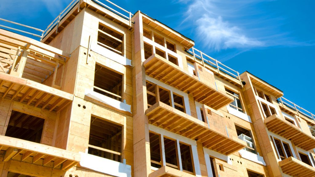 2020 National Building Code proposes encapsulated mass timber construction