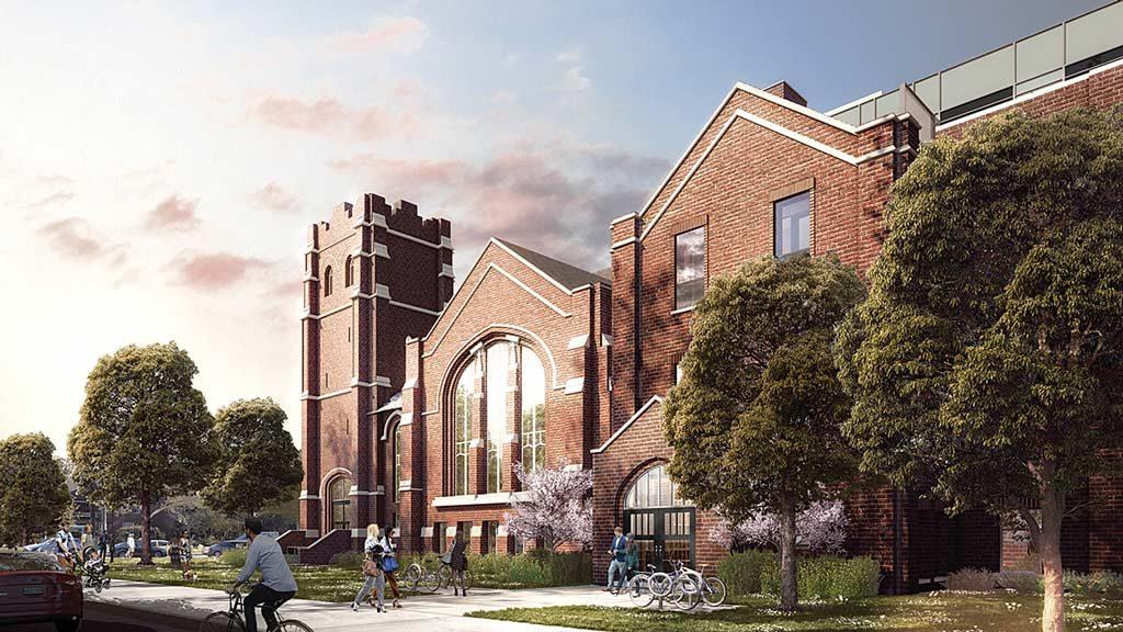 Re-envisioned High Park church has condo future
