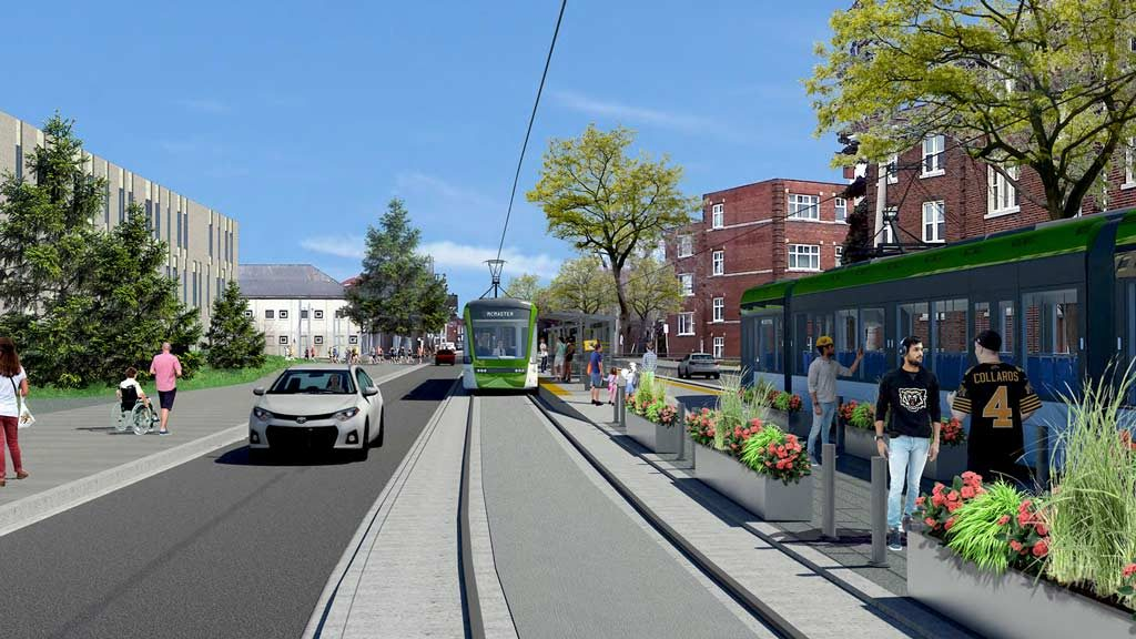 Don't count out Hamilton LRT yet: Mancinelli