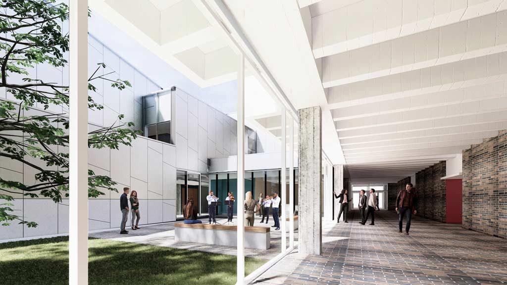 $20-million reno of University of Guelph's MacKinnon Building underway