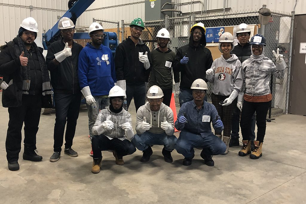 Alberta project tests training to fast-track newcomer trades careers
