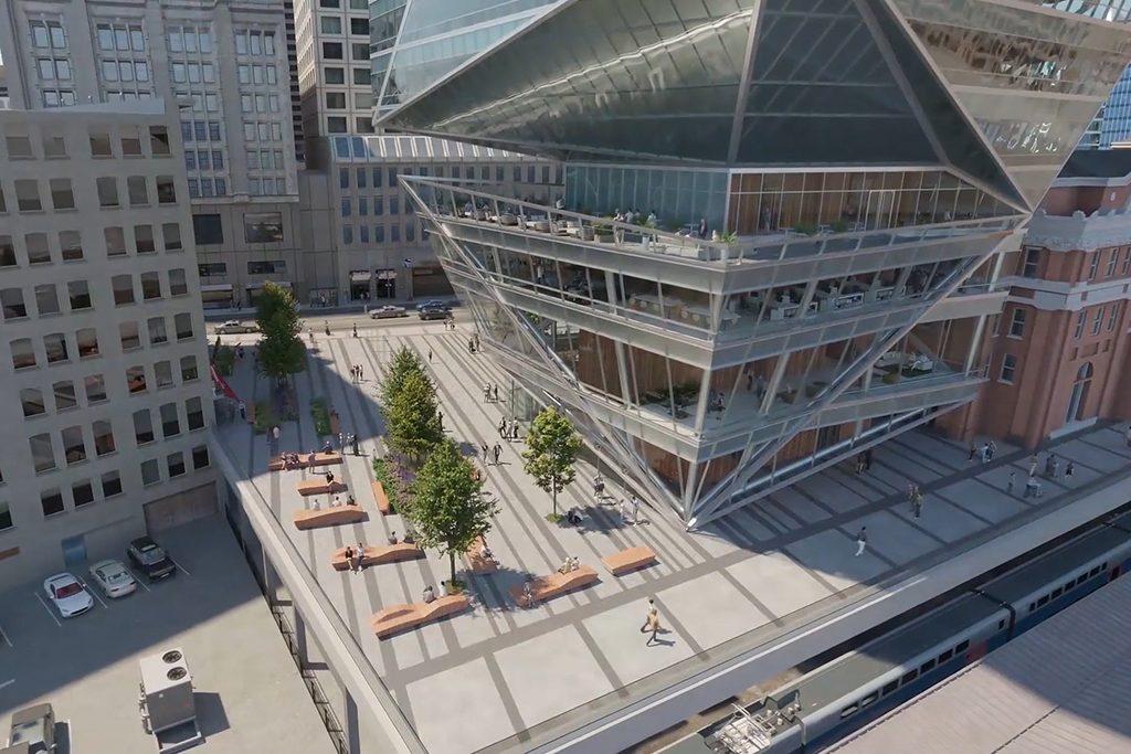 Developer reveals proposed Vancouver tower design