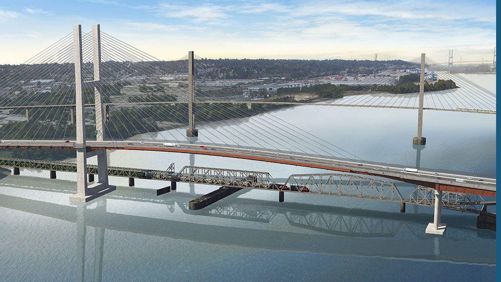Pattullo Bridge replacement contract awarded