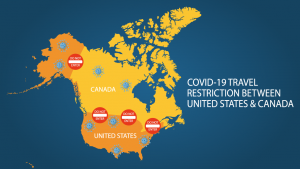 Deep concerns about COVID-19's impact on Canadian supply chain as borders close