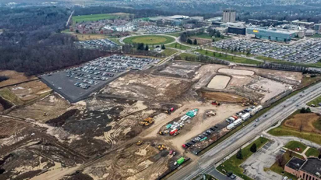 Construction prep getting underway for Niagara 2021 Canada Summer Games