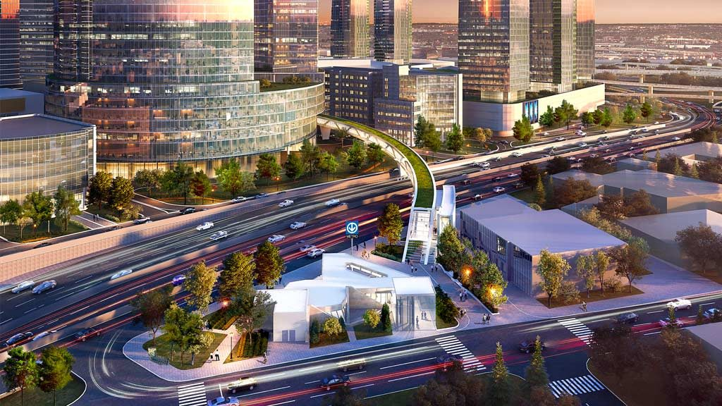 Developers revamp Montreal's Royalmount mega-project