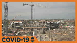 Edmonton senior centre project shaping up despite COVID-19 challenges