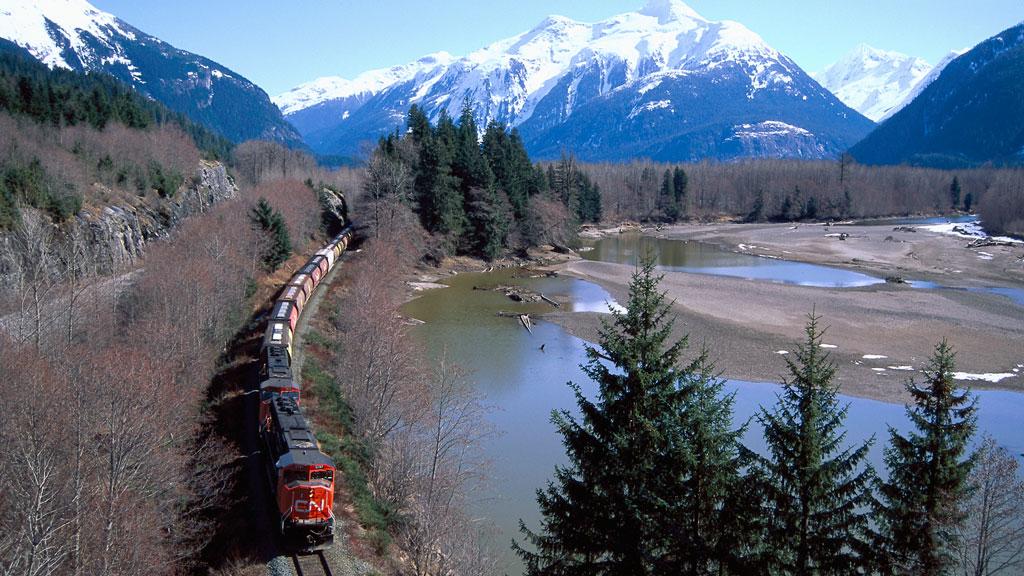 CN spending $445 million to upgrade B.C. infrastructure