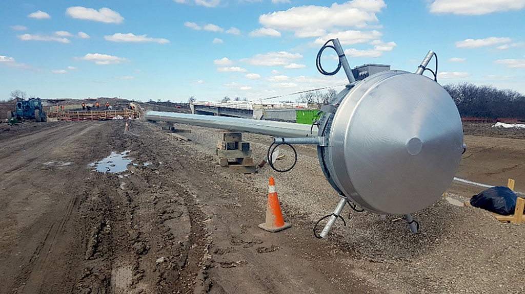 Massive Highway 427 expansion moving along well despite COVID-19 hurdle