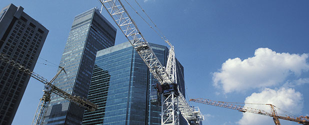 Top 10 largest construction project starts in Canada and Trend Graph - May 2020