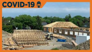 Durham hospice build proceeds despite COVID-19