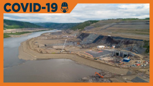 13 Site C workers isolated after COVID-19 investigation