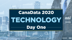 CanaData Day One Notebook – Technology and Construction