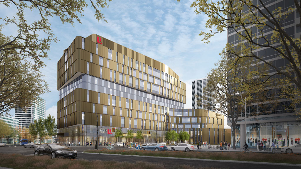 York University breaks ground on new Markham campus