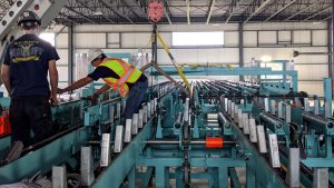Ontario's first cross-laminated timber manufacturing plant nears completion