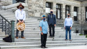 B.C., First Nations partner to improve dangerous road