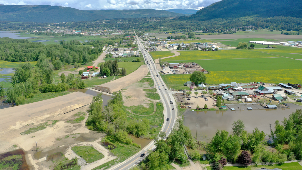 Delta company snags Highway 1 improvement contract