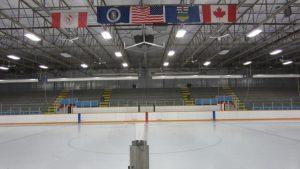 Alberta's Kinplex Arena gets lighting upgrade