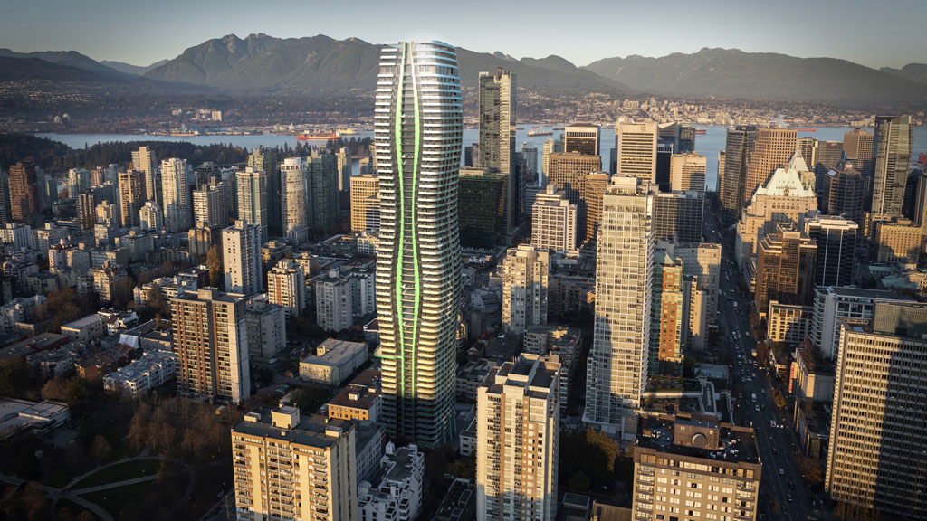 60-storey Vancouver skyscraper to become world's tallest Passive House project