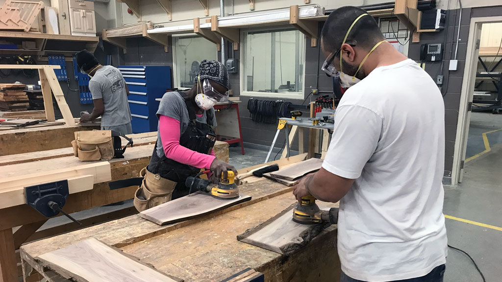 GBC program aims to help individuals with mental illness, prepare for employment in construction