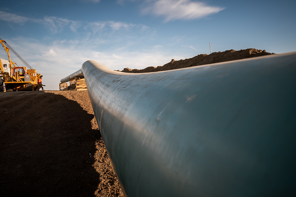 VIDEO: The Keystone XL project's many challenges