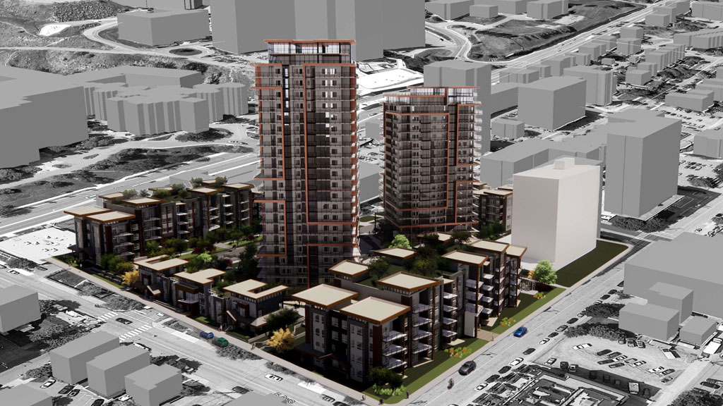 $140-million City Gardens development looking to take root in Kamloops