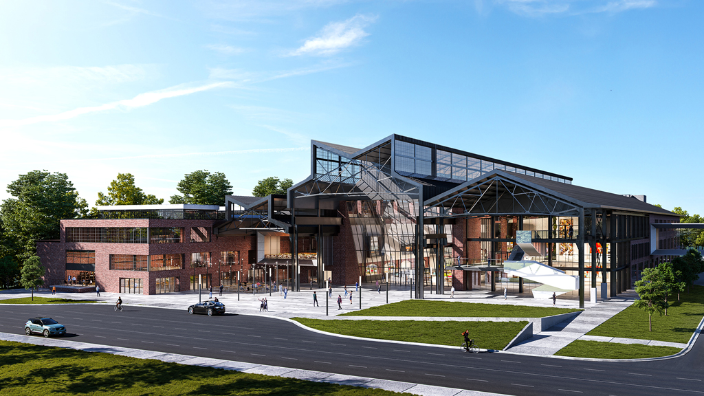 Innovation Park unveils vision for Hamilton heritage building