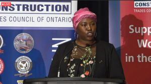 Building Trades unveil new women's committee 'partners'