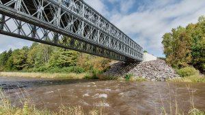 Growing flood concerns fuel need for emergency bridges
