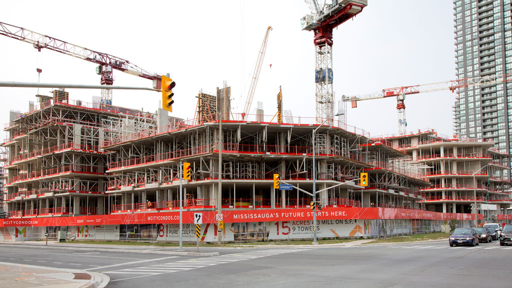 M3 will become Mississauga's tallest tower at 81 storeys