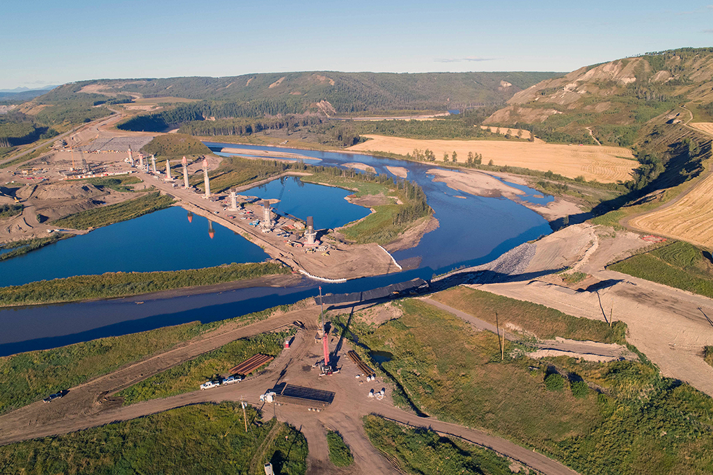 Three Site C workers test positive for COVID-19