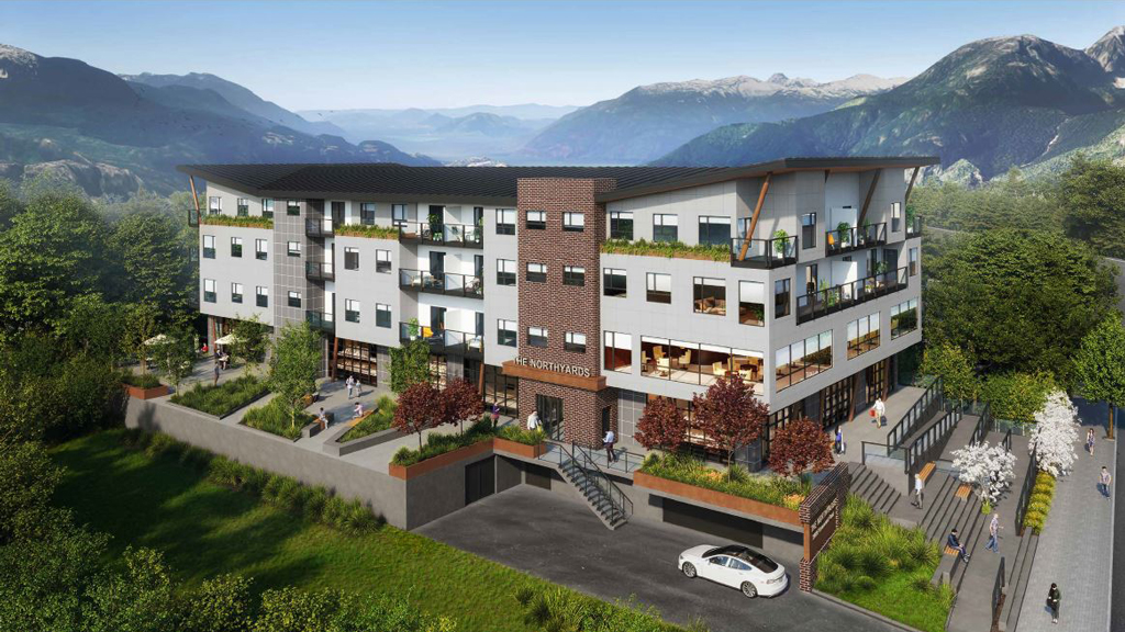 Squamish looks to encourage low carbon, transit-oriented construction