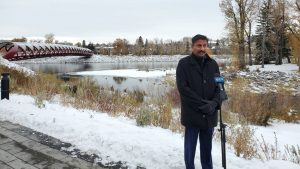 Alberta announces $107 million for water infrastructure projects