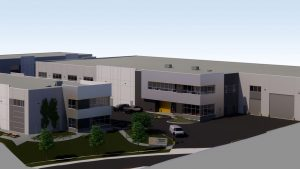 $26 million office and warehouse complex in the works for Seaspan Victoria Shipyards