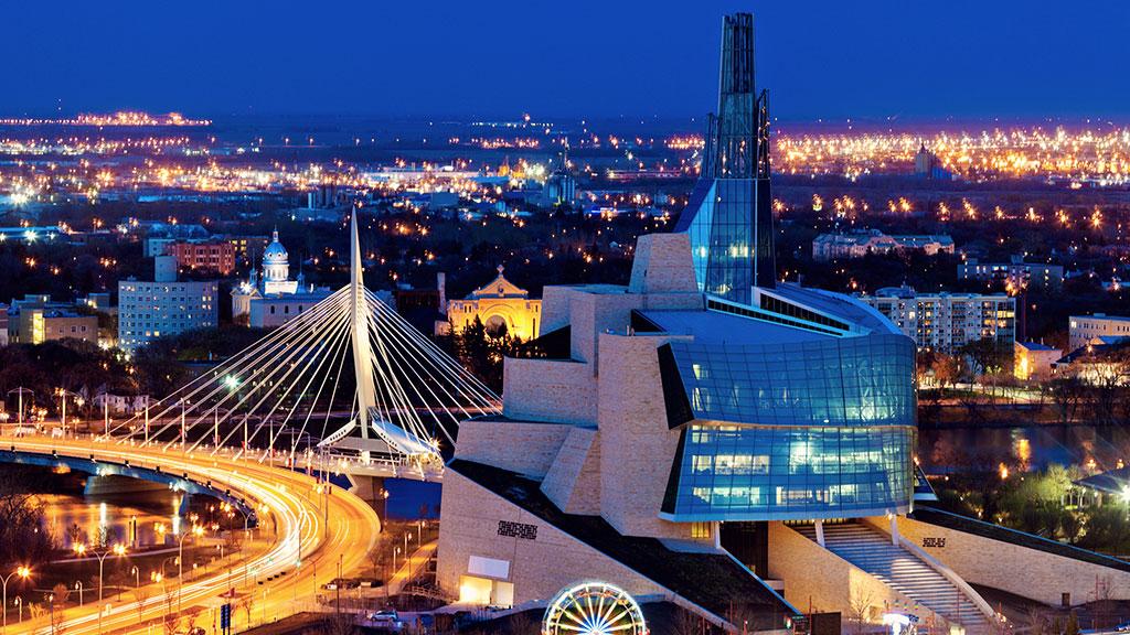 Manitoba leads Canada heading into 2021