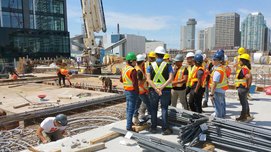 George Brown site tours deliver unique, first-hand experiences for students