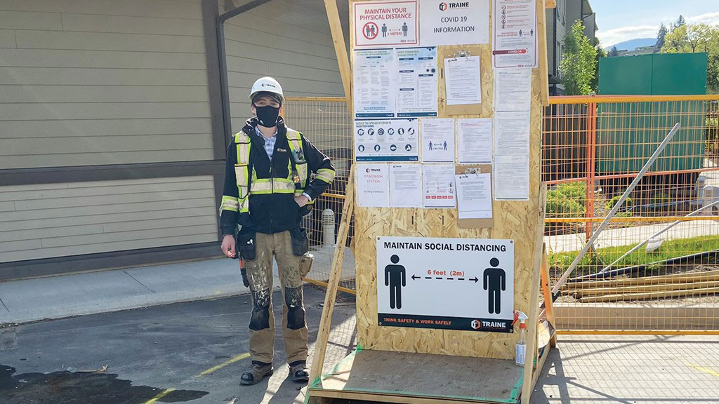 Industry Special: Ensuring construction workers stay safe as COVID-19 cases rise