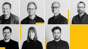 Five new principals join leadership team at Teeple Architects