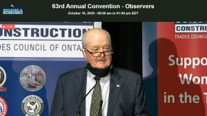 Building Trades weigh in on OCOT replacement