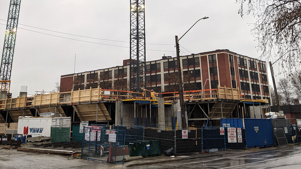 Residential highrise market looking up in downtown Hamilton