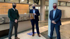 EllisDon receives Milestone Award from OGCA