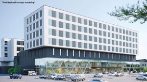 Construction work awarded for Prince Albert hospital expansion