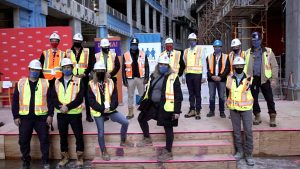 Tridel and industry stakeholders join forces to tackle racism in construction