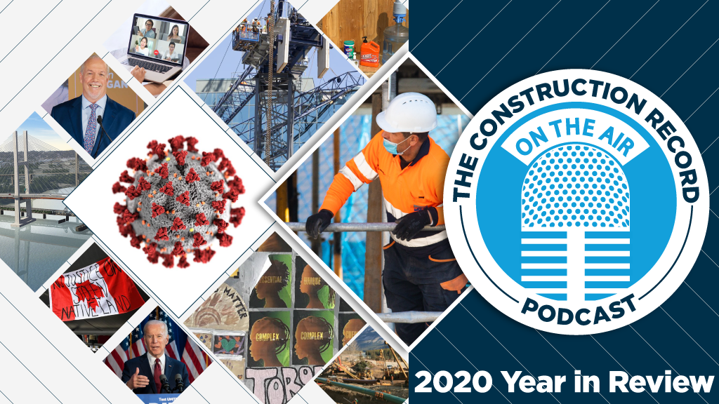 Year in Review: Our picks for the top Construction Record Podcasts of 2020